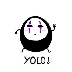 #mulpix Ơn giời em đỗ rồii   #noface  #vôdiện  #spiritedaway  #vùngđấtlinhhồn  #studioghibli  #anime  #chibi  #fanart  #YOLO