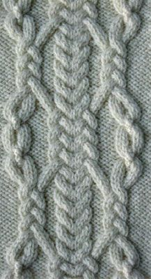 by Annie Maloney A new selection of 29 cable stitch patterns, designed by the author. Note: File size is document is 36 pgs plus cover. Please check the errata page for Annie Maloney pu… Cable Knitting Patterns, Knitting Charts, Knitting Stitches, Knitting Yarn, Knit Patterns, Hand Knitting, Stitch Patterns, Stitch Book, Stitch Design