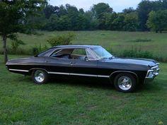 "supernatural car impala | Supernatural Replica ""Hunter"" 1967 Impala FINISHED - Page 3"
