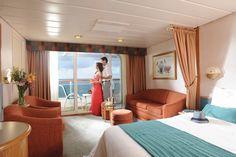 Grandeur of the Seas, Junior Suite