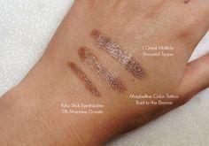 Resenha Kiko Long Lasting Stick Eyeshadow | New in Makeup