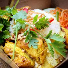 Another #veggie day for me #satay #tofu #rice box @anjoy_kitchen #farringdon # Let them know you know Kwai Chi for 10% off or show them this image #vietnamese #food #gourmet #foodie #foodporn #foodstagram #foodiegram #foodphotography #foodgasm #instafood #foodlove #foodpics #foodpic #foodlover #instafoodie # #eatstagram #foodsta # #streetfood #theartofplating