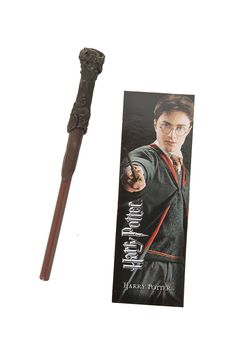Harry Potter Harry's Wand Pen ($8.50 @ Hot Topic; Comes with Harry Bookmark)