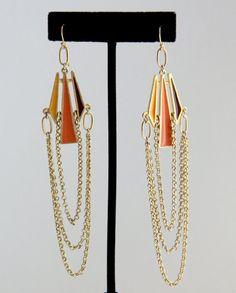 MOVING SALE Vintage 50s Black Beads Oval Clip On Earrings  Elegant Earrings