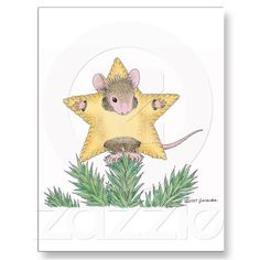 """House-Mouse Designs® Post Cards - This product was recently purchased off from our """"House-Mouse Designs® on Zazzle"""" store front. Click on the image for more information."""