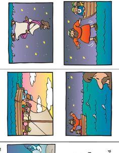 #ClippedOnIssuu from Mini Book Jesus walks on the water
