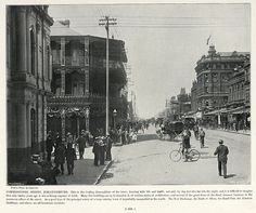 Commissioner Street, Johannesburg | South Africa by The National Archives UK
