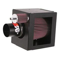 K&N AIR FILTER INTAKE SYSTEM