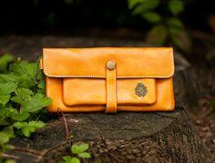 Portemonnaie Geldbeutel Brieftasche  von Fleur Noire-Schmuckdesign by Polarkind auf DaWanda.com für 18,90 €