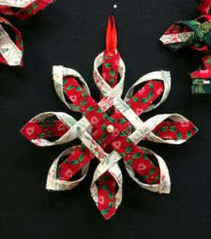 I'm Working on a Project: Christmas Ornaments