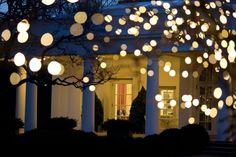 The White House, Washington D.C. Christmas 2012.