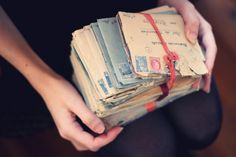 ImageFind images and videos about vintage, letters and notes on We Heart It - the app to get lost in what you love. Vintage Letters, Old Letters, Letters Mail, Hidden Letters, Pocket Letters, Raymond Radiguet, Post Bus, All The Bright Places, You've Got Mail