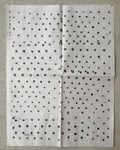 Wrapping paper by Jim Mezei.