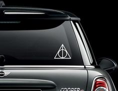 Hogwarts Honor Student And Other Harry Potter Inspired Car Decals