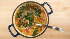 Hot and Hearty Minestrone