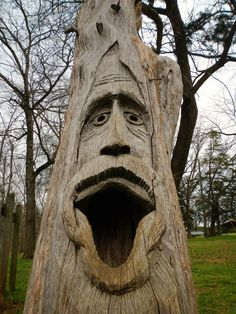 File:Montevallo, Alabama Tim Tingle Tree Carvings in Orr Park 1 Tree Carving, Wood Carving Art, Wood Carvings, Chainsaw Carvings, Driftwood Sculpture, Tree Sculpture, Wooden Sculptures, Montevallo Alabama, Weird Trees
