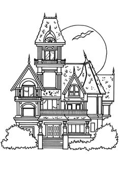 Thousands Free Printable Halloween Coloring Pages Reading With Kids