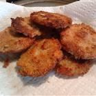 Good ole southern comfort...Fried green tomatoes.
