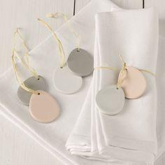 the white company london | porcelain easter eggs