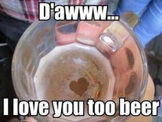 Beer love | Slapcaption.com