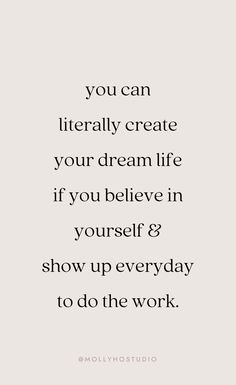 pin this — molly ho studio - inspirational quotes Motivacional Quotes, Dream Quotes, Words Quotes, Wise Words, Best Quotes, Quotes On Dreams, Brainy Quotes, Hustle Quotes, Media Quotes