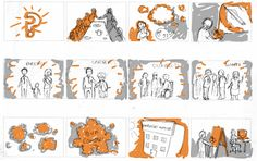 Image result for animated business storyboards