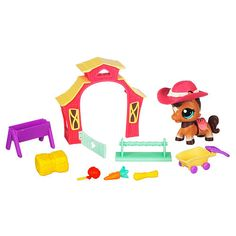 "Littlest Pet Shop Walking Pet - Horse - Hasbro - Toys ""R"" Us.  K Easter basket idea"