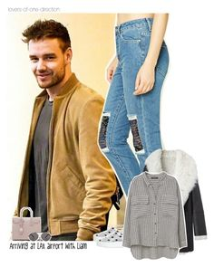 """""""Arriving at LAX airport with Liam"""" by lovers-of-one-direction ❤ liked on Polyvore featuring Yves Saint Laurent, Forever 21, Kenzo, Proenza Schouler, Violeta by Mango, Seafolly, OneDirection, LiamPayne, onedirectionoutfits and loversofonedirectionoutfits"""