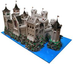 King's Castle – a crowning achievement | The Brothers Brick | LEGO Blog