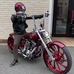 Custom Moped, Custom Sport Bikes, Custom Choppers, Hd Motorcycles, Bobber Bikes, Harley Davidson Motorcycles, Motorcycle Design, Motorcycle Style, Hot Rods