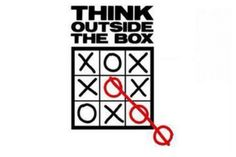 Think outside the box…