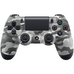 Simple PlayStation Dualshock Controller Urban Camouflage by Sony