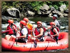 Whitewater Rafting in Gatlinburg and Pigeon Forge for Large Groups - Looking for a fun activity for your group of 10 people or more?  Whitewater rafting with Smoky Mountain Outdoors is guaranteed to be a memory you'll never forget!  Youth groups, corporate retreats, and family reunions are just a few of the groups we take rafting every season.  With rafting available for children as young as three, we offer something for every adventure level!