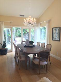 Beach Dining Room, Dining Rooms, Laguna Beach, Dining Table, Dining Room,  Dinning Table Set, Dining Sets, Dining Room Table, Diner Table