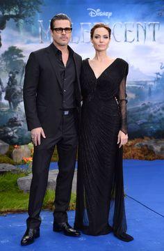 Pin for Later: Angelina Jolie bringt Brad und Maddox in den Kensington Palast mit!