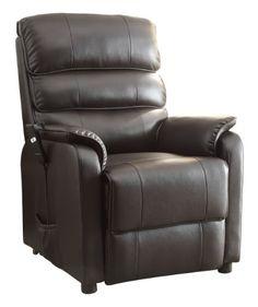 Homelegance 8545-1LT Power Lift Recliner Chair, Dark Brown Bonded Leather Homelegance http://www.amazon.com/dp/B00JGHDI6Q/ref=cm_sw_r_pi_dp_w08Gwb18P976B