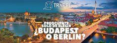 Gana un viaje por Europa para 2 personas