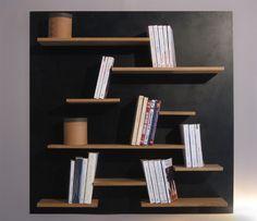 Bibliothèque murale | La Manufacture Nouvelle