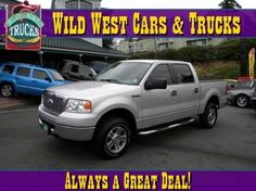 2008 Ford F150, 77,574 miles, $18,875.