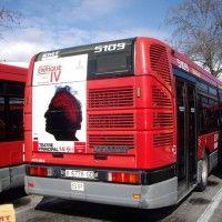 Publicidad autobús Valencia - ENRIQUE IV – TEATRES GENERALITAT