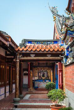 Jiali Zhen Xing Temple, Jiali District, Tainan, Taiwan