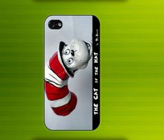 Dr.Seuss The Cat In The Hat case for iPhone 4/4S iPhone 5 Galaxy S2/S3 #iPhonecase #iPhoneCover #3DiPhonecase #3Dcase #S4 #s5 #S5case