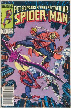 Title: Spectacular Spider-Man (Peter Parker) | Year: 1976 | Publisher: Marvel | Number: 85 | Print: 1 | Type: Regular | TitleId: 5d40f9ff-adb2-4cbd-8b93-352766854c89
