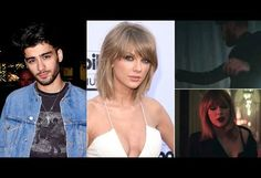 Zayn Malik and Taylor Swift tease new music video for Fifty Shades Darker single