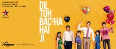 Dil Toh Baccha Hai Ji - Three man staying under same roof are in search of true love. They meet their ladies but will these man be able to convince them to be their soul mates?