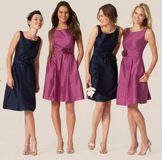 bridesmaid dresses | ... bouquets once you have picked up the fall bridesmaid dresses in color