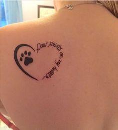Dog tattoo inspiration