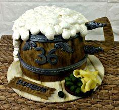 Una cervecita???? Muchas Felicidades Quique...!!#instagrames #tartasalacarta #instagramer #instacake #evento #cakedesign #cakes #tartascumpleaños