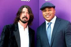 Dave Grohl and LL Cool J speak