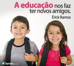 Familia.com.br | Como preparar seu filho para a escola  #Filhos #Preparacao #Escola